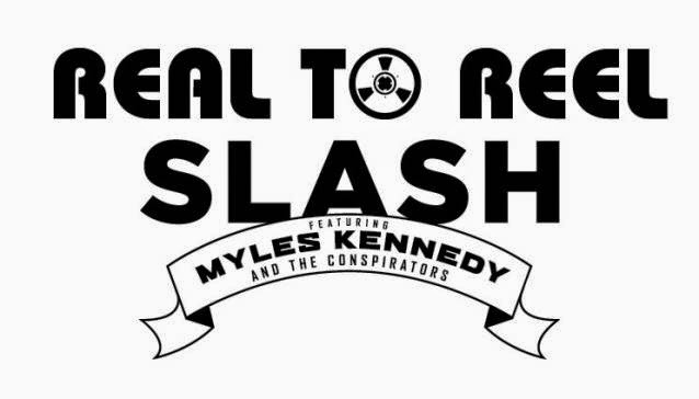 Real To Reel With Slash 8° episodio