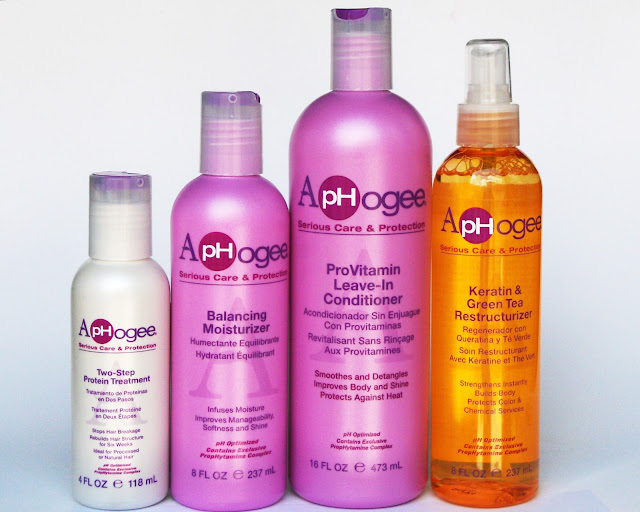 ApHogee cruellty-free hair care for damaged hair, review