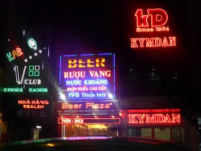 bảng hiệu đèn led chạy chữ