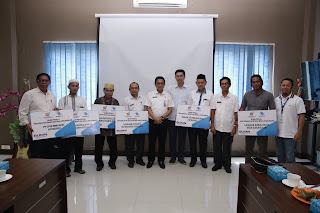 Pelindo III Kotabaru Beri Bantuan 949 Juta Untuk Bina Lingkungan