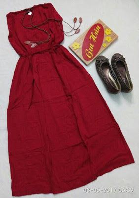 Chuyên sỉ váy đầm maxi giá rẻ