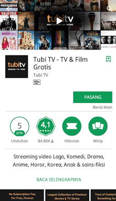 Aplikasi Nonton Film Bioskop di Android Terbaik