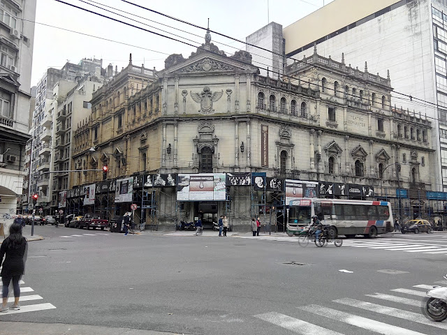 Teatro Nacional Cervantes, Buenos Aires