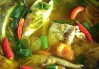 pindang serani makanan khas jepara