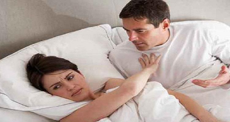 زوجه لا تنام مع زوجها منذ 16 عاما والسبب صادم جدا