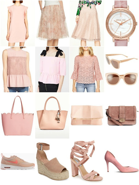 Favorite Blushing Pink Shopping Picks - Ioanna's Notebook