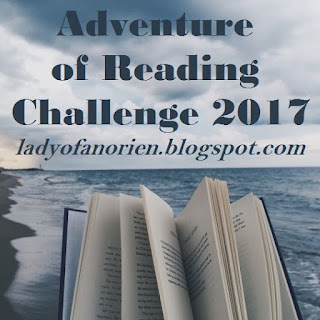 Adventures of Reading Challenge 2017