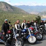 Jangan Remehkan Biker Wanita, Lihat Klub Motor Ini Isinya Wanita Semua