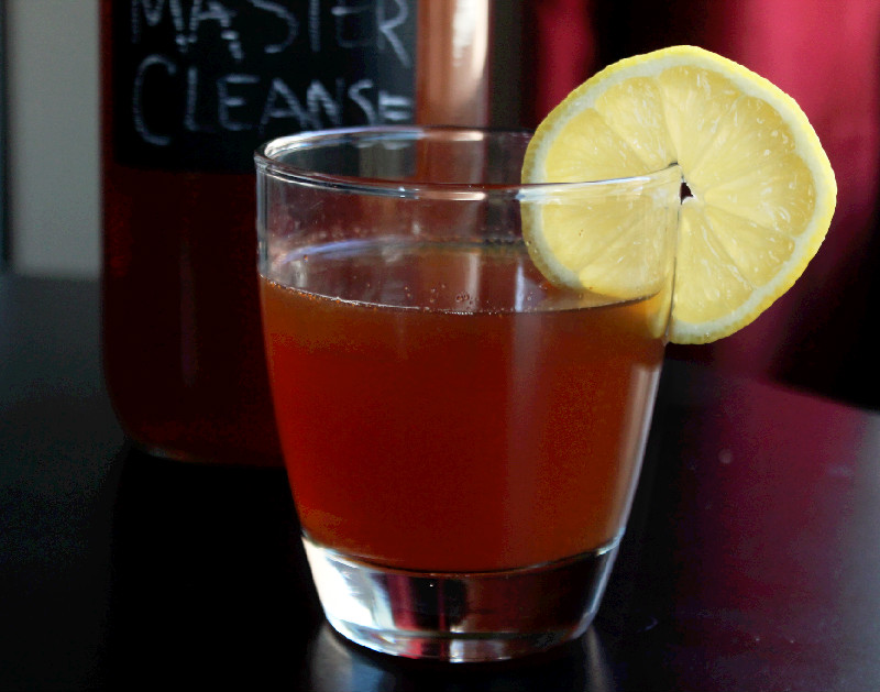 Day 8: 21 Day Detox with a Master Cleanse Detox Drink