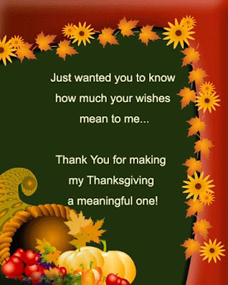 Awesome Thanksgiving Greetings
