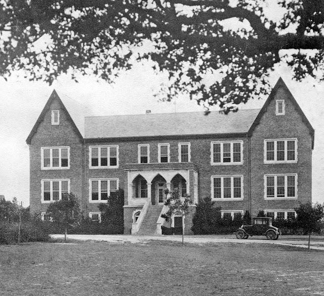 Schreiner Institute Administration Building Kerrville 1929
