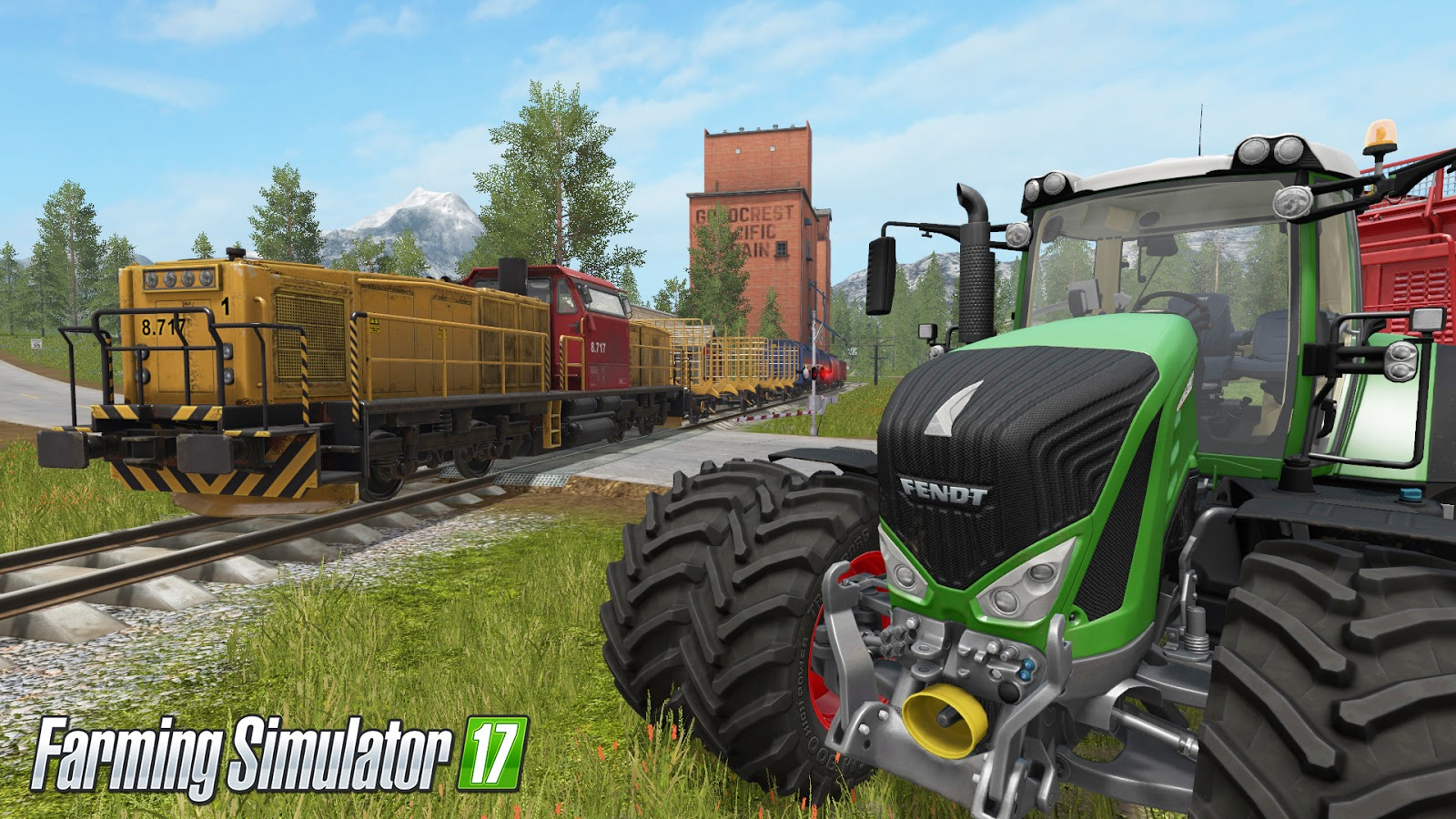 Farming Simulator 17 KUHN-RELOADED