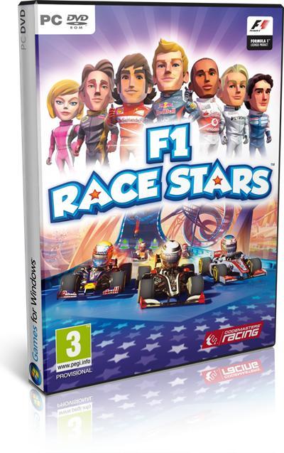 F1 Race Stars PC Full Español Fairlight Descargar 2012