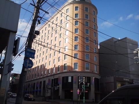 外観2 オーセントホテル小樽カサブランカ