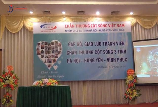 Hội nghị của Nhóm Chấn thương cột sống 3 tỉnh Hà Nội, Hưng Yên, VĩnhPhúc.
