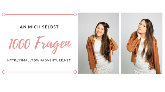 1000 Fragen an mich selbst, Blogparade, Blog TAG,