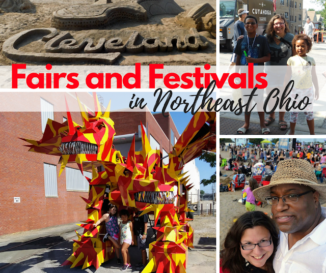 Check out Fairs and Festivals in Northeast Ohio