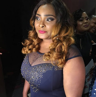 Popular actress, Ronke Odusanya reveals what men call her breasts