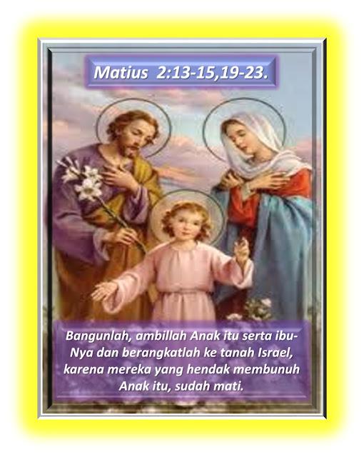 Matius 2:13-15; 19-23