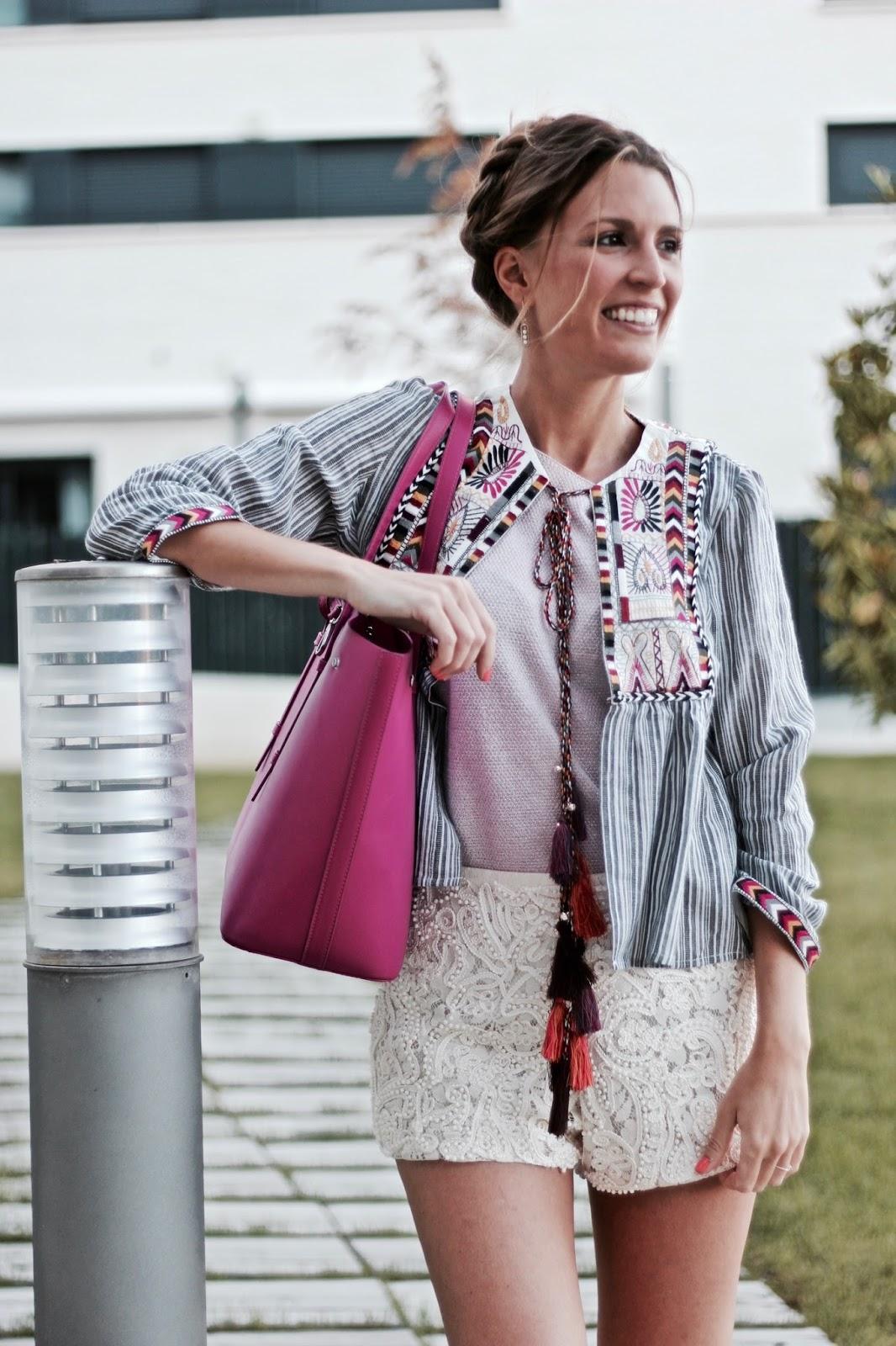 bloguera de moda Pamplona