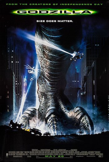 Godzilla 1998 Dual Audio Hindi Full Movie Download