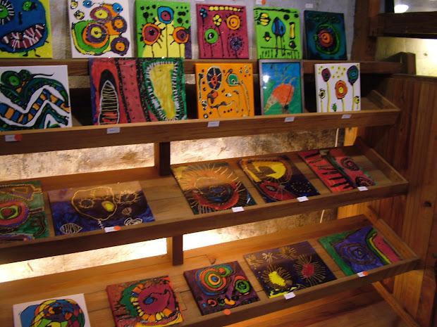 Mairtown Kindergarten Art Auction