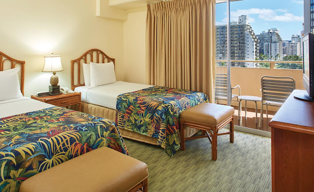 OHANA Waikiki Malia by Outrigger is a family-style hotel in Honolulu with connecting rooms, kitchenette suites, Internet access and Waikiki Trolley.