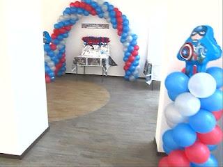 decoracion-con-globos-fiesta-capitan-america-recreacionistas-medellin-5