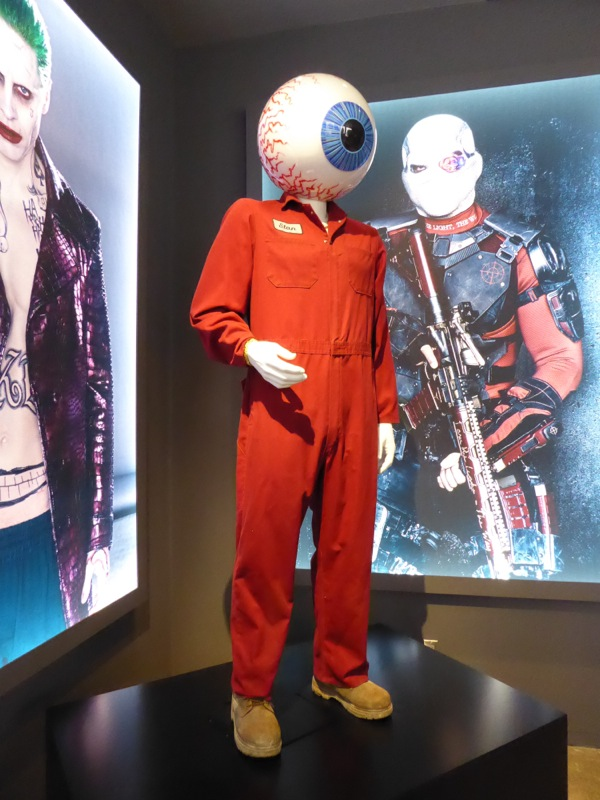 Eyeball Thug Suicide Squad costume