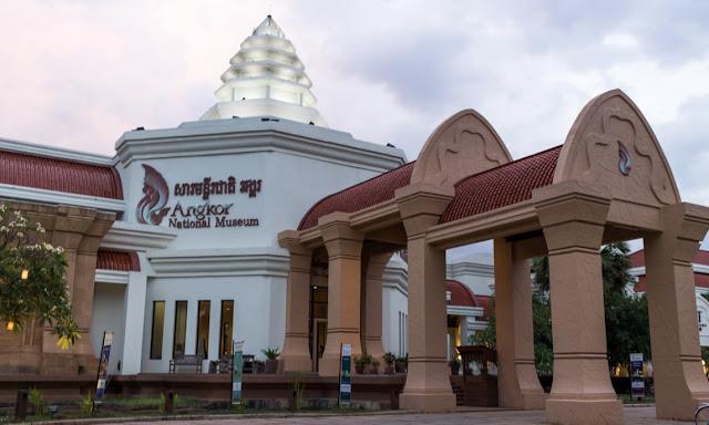 Angkor National Museum Siem Reap Cambodia Angkor Wat