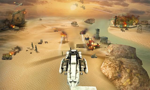 gunship strike 3d mod apk indir