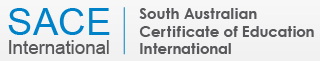 South Australian Certificate of Education SACE International South Australian Matriculation (SAM)