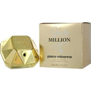 Paco Rabanne Lady Million, Eau de Parfum Spray for Women