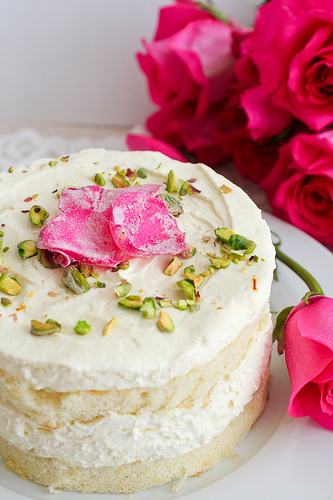 persian love cake sweet yellow bird cake 6466
