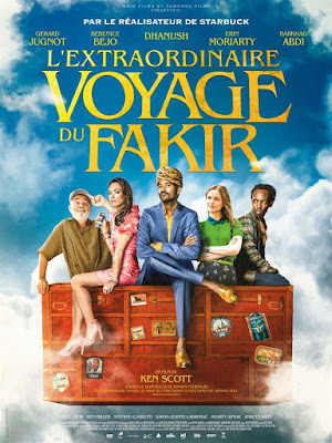 The Extraordinary Journey Of The Fakir 2018 Custom HD Sub