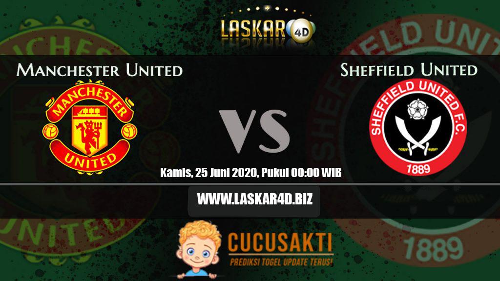 Prediksi Bola Manchester United vs Sheffield United Kamis 25 Juni 2020