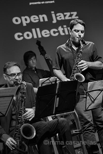 Xavi Plaza amb Enric Alegre i Xavi Carbó, Auditori Vinseum, Vilafranca del Penedès, 9 de juny de 2018