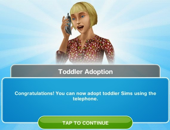 Sims Freeplay Birthday Cake Locked
