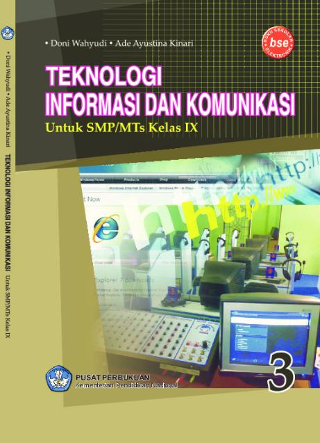 Download Buku Siswa KTSP SMP dan MTs Kelas 9 Teknologi Inforrmasi Dan Komunikasi