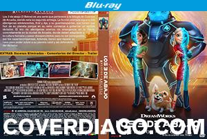 Tales of Arcadia: 3Below - Los 3 de Abajo: Relatos - BLURAY