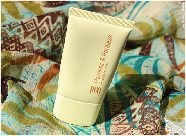 Base de maquillage Primer Flawless Poreless Pixi by Petra - Blog beauté