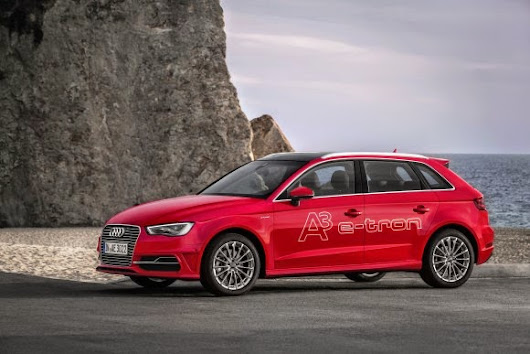 Hybrid Cars Online: Audi A3 Sportback e-Tron Plug-in Hybrid: Best Buy For Holding Value Over Time?