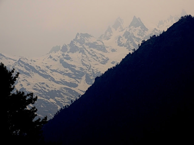 View From Kheer Ganga