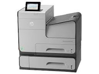 Picture HP Officejet Enterprise Color X555xh Printer