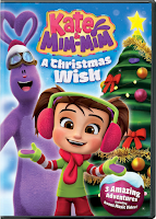 Kate and Mim-Mim, kids television shows, holiday gifts