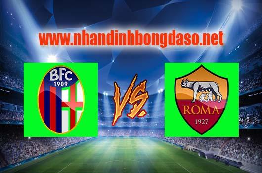 Nhận định bóng đá Bologna vs AS Roma, 20h00 ngày 09-04