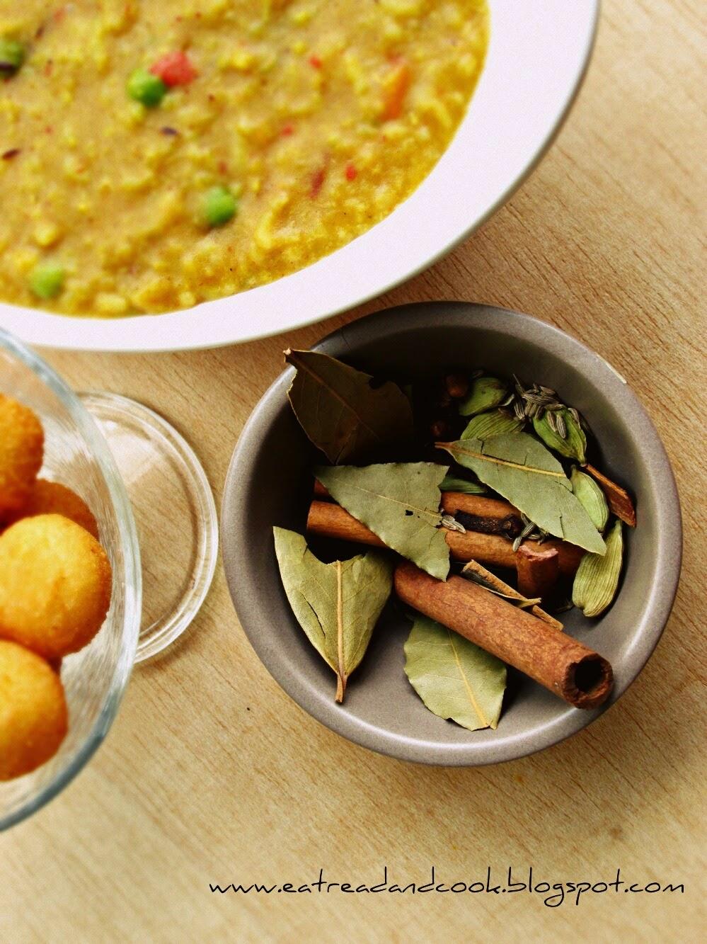 bengali style khichuri recipe
