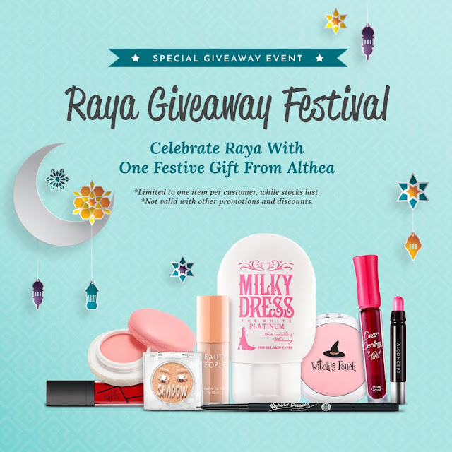 Althea Raya Festive Goodies!