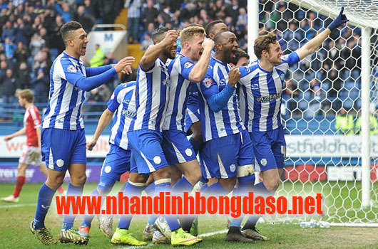 Wigan Athletic vs Sheffield Wed. 2h45 ngày 29/1 www.nhandinhbongdaso.net