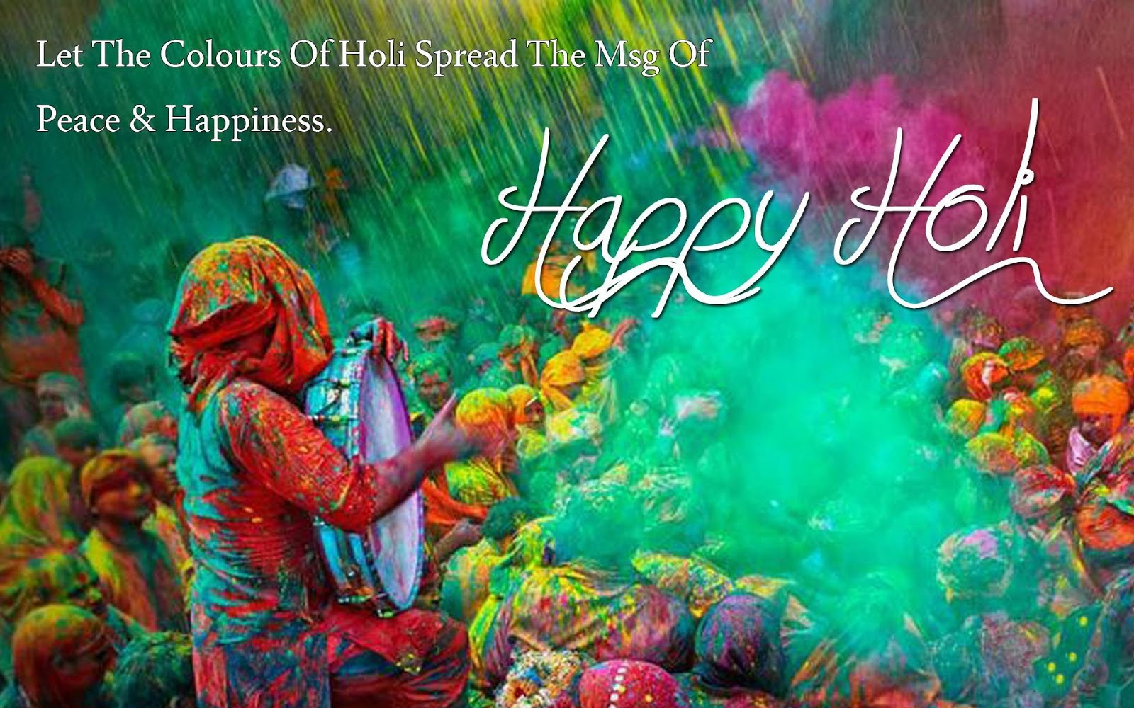 Happy holi whatsapp sms and status